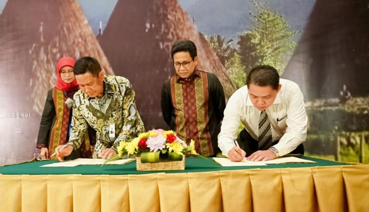Pegadaian–Kemendes Kerja Sama Bangun Kawasan Pedesaan - Warta Ekonomi
