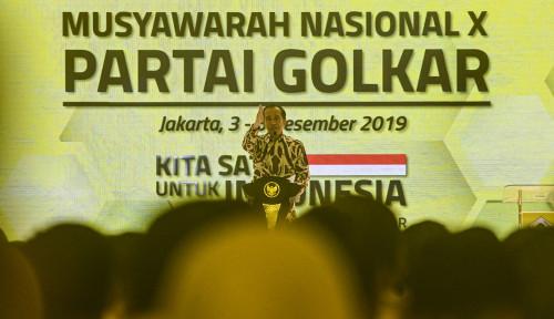 Foto Fraksi Golkar MPR Puji Sikap Presiden Jokowi