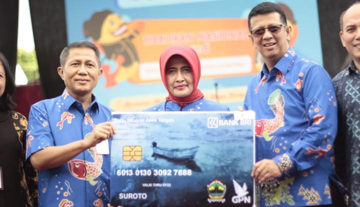 Dorong Inklusi dan Literasi Keuangan, BRI Launching Kartu Nelayan di Jawa Tengah - Warta Ekonomi