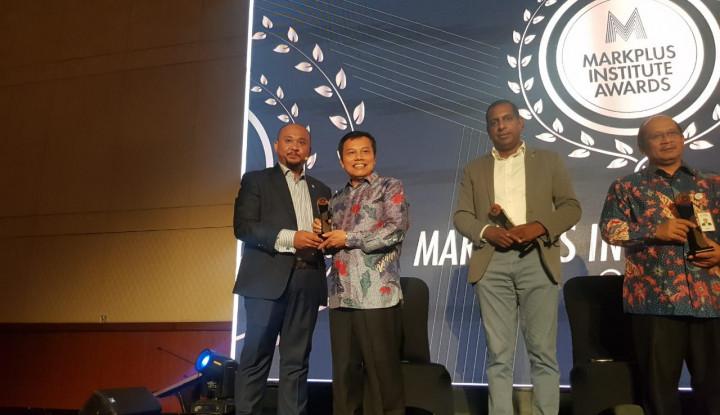 Pupuk Indonesia Raih Penghargaan Markplus Institute, Kategori...