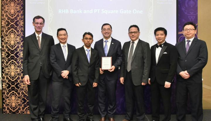 Keren! Pakai Platform dari Perusahaan Indonesia, Bank di Malaysia Raih Penghargaan - Warta Ekonomi