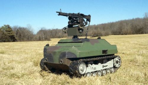Kekuatan Militer Rusia di Masa Depan Mungkin Saja Digantikan oleh Robot, Seperti Apa?