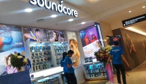 PLIN Perdana di Indonesia! Soundcore Hadirkan Gerai Resmi di Jakarta