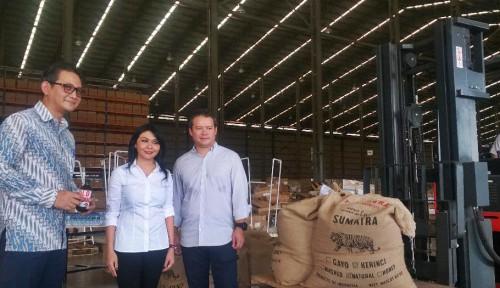 Foto Harumnya Kopi Indonesia Sampai Rusia, Tanamera Coffee Ekspor Kopi Senilai Rp2 Miliar