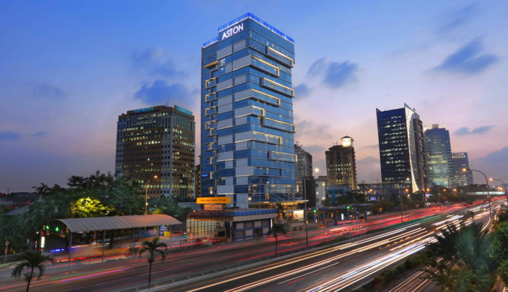 Tingkat Hunian Hotel di Jakarta Naik 4,48%, Tertinggi Bintang 1