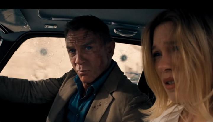 No Time to Die: James Bond Kembali Beraksi usai Masa Pensiunnya Terusik - Warta Ekonomi