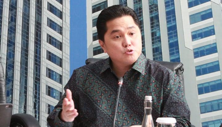 Arcandra Tahar Dkk Dapat Tantangan dari Menteri Erick Thohir: Saya Kasih Waktu Sebulan! - Warta Ekonomi