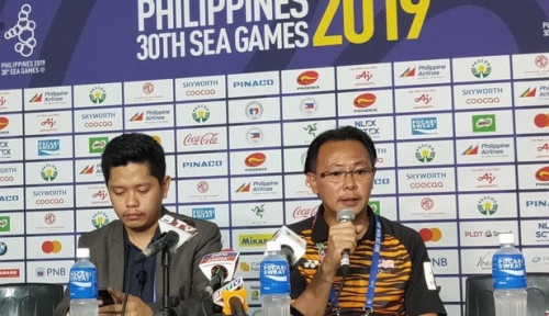 Malaysia Tersingkir dari SEA Games 2019, Pelatih Kim Swee Salahkan Para Pemain