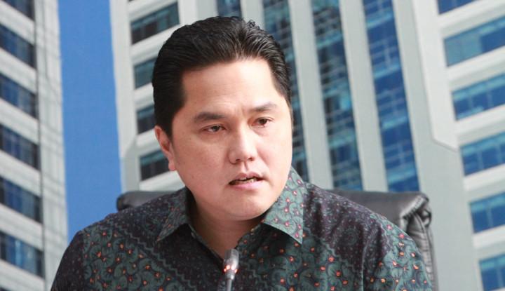 Untuk soal ini, Erick Thohir Bilang Asabri Masih Mending Dibanding Jiwasraya - Warta Ekonomi