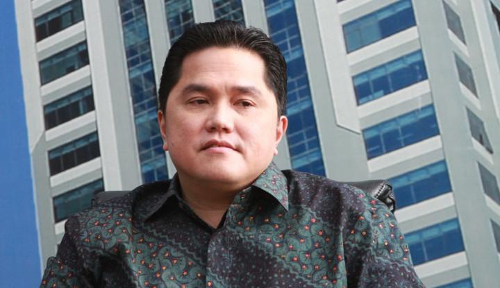 Wamen Era Jokowi-JK Jadi Kandidat Bos BUMN, Erick Thohir Lanjut 'Ubek-Ubek' PGN? - Warta Ekonomi