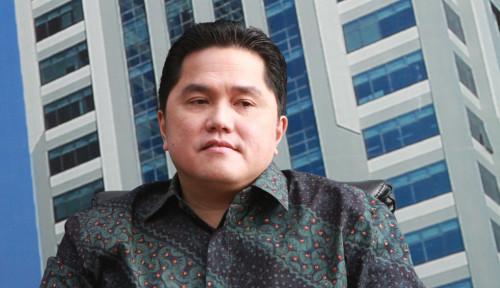 Foto Erick Hobi Gebukin Perusahaan BUMN Dapat Dukungan Netizen