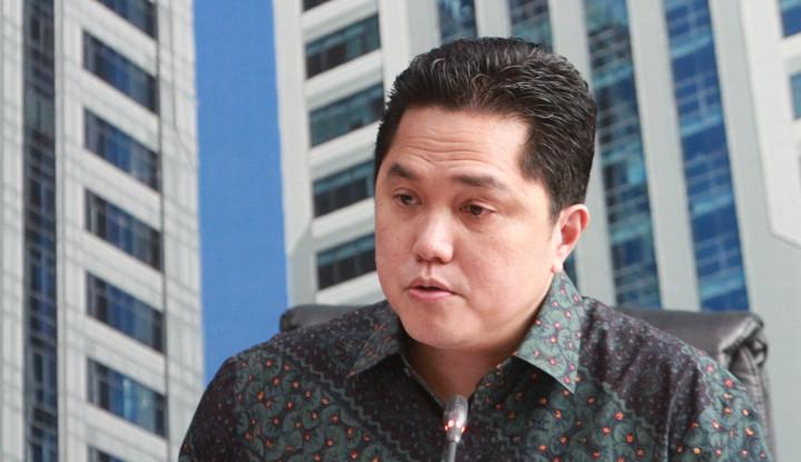 Erick Thohir: Kita Tidak Mau Lempar-lemparan Masalah Jiwasraya - Warta Ekonomi