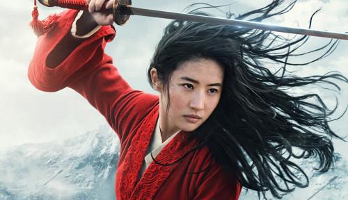 Netizen Protes Film Mulan Ditayangkan di Platform Digital