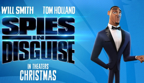 Foto Film Spies in Disguise Adakan World Premiere, Artis Indonesia Jadi Tamu Spesial