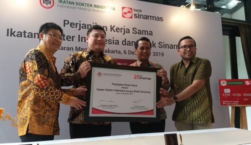 BSIM Tingkatkan Nasabah, Bank Sinarmas Bidik 168 Ribu Anggota IDI