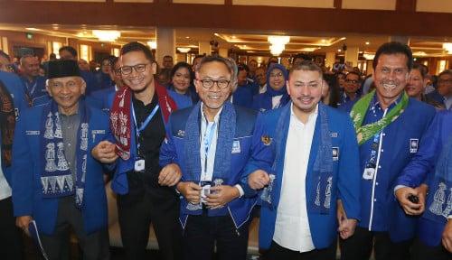 Foto 'Orangnya' Amien Rais Juga Tersingkir di Posisi Pimpinan Komisi III DPR