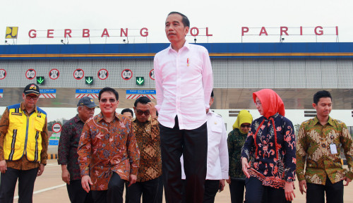 Foto Mahfud MD: Nama-Nama Dewas KPK Sudah di Kantong Jokowi