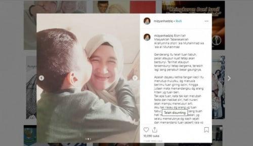 Foto Janda UAS Singgung Nikah Siri Hingga Permaisuri