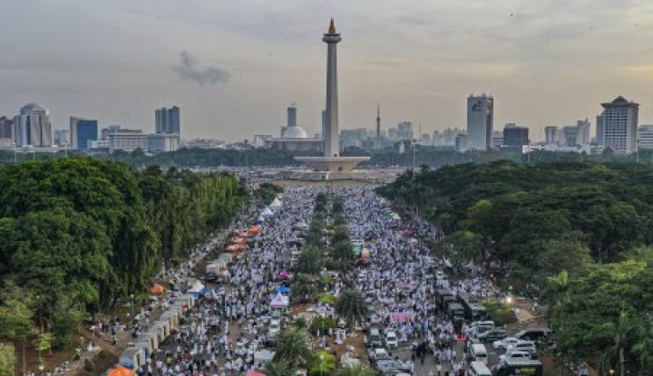 Reuni 212 Akan Demo Kasus Harun Masiku, Polisi: yang Penting Jaga Kesatuan NKRI - Warta Ekonomi