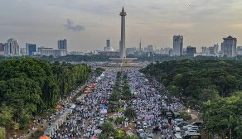 Foto Reuni 212 Akan Demo Kasus Harun Masiku, Polisi: yang Penting Jaga Kesatuan NKRI
