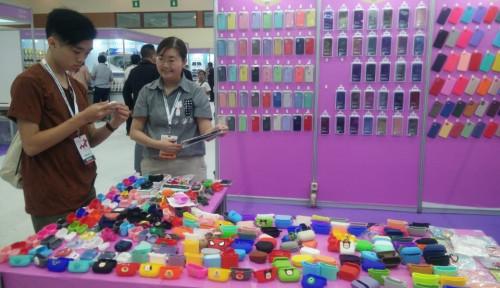 6.000 Distributor Aksesoris Seluler Serbu Pameran Global Sources Electronics