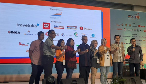 Foto Berburu Tiket Murah di Travel Insight Expo 2019