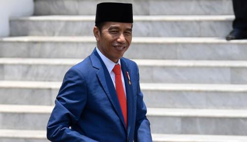 Foto Jokowi Setuju Koruptor Dihukum Mati, KPK Bilang...