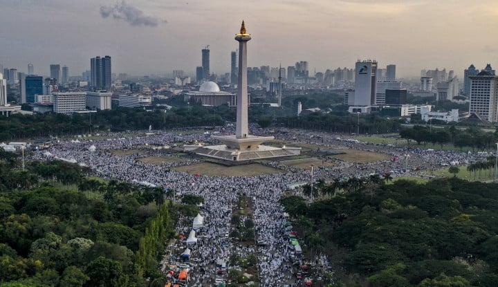 Mau Ada Reuni Akbar 212 di Monas, Anies Baswedan Disentil PDIP