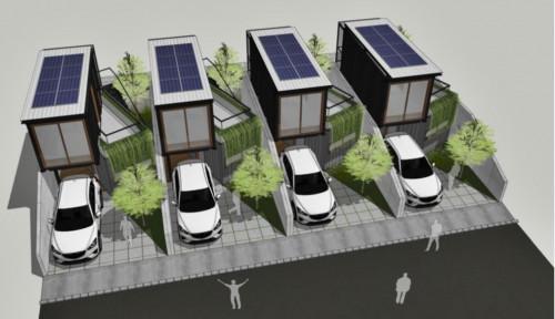 Foto Songsong Tren Properti Baru, Baran for Property Mulai Kembangkan Kawasan Smart & Green City