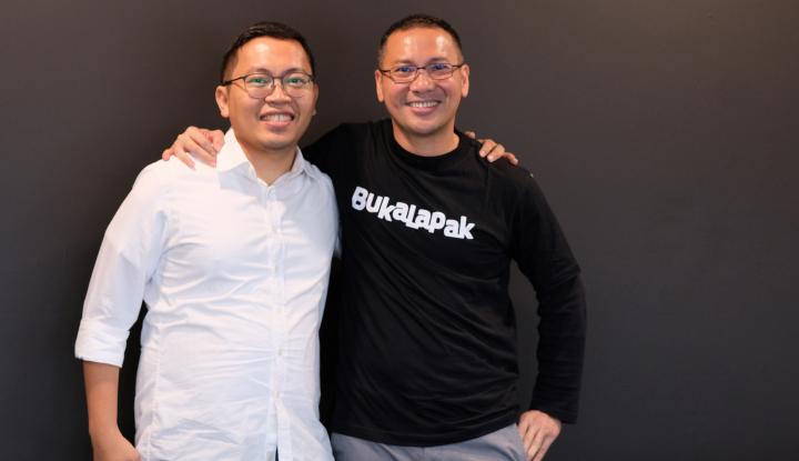 Profil CEO Baru Bukalapak, Si Mantan Bos Bank Bukopin - Warta Ekonomi
