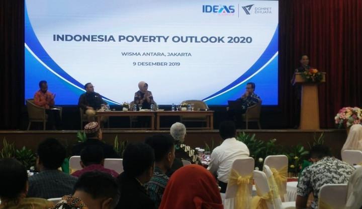 Poverty Outlook 2020 Ungkap Lingkaran Kemiskinan, Begini Langkah Memutusnya - Warta Ekonomi