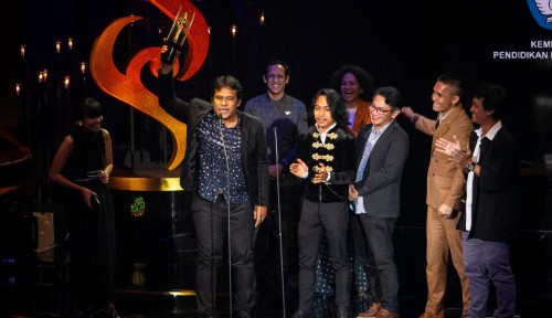 Foto Sempat Dilarang dan Dikecam, Kucumbu Tubuh Indahku Malah Sabet 8 Penghargaan di FFI 2019