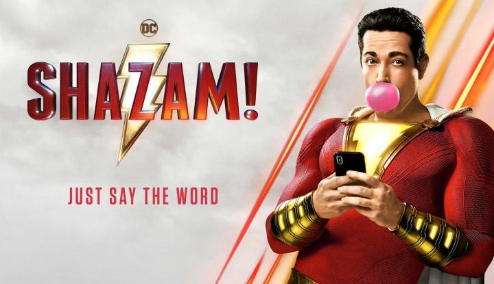 DC Akui Bakal Mulai Syuting Shazam 2 dan Black Adam Bersamaan - Warta Ekonomi
