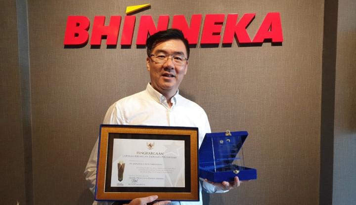 Foto Berita 1,2 Juta Dana Pengguna Diretas, Ini Profil Perusahaan Bhinneka.com yang Berdiri Sejak Tahun 1999