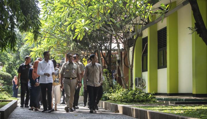 Gak Berani Blak-blakan, Tapi Menteri Jokowi Sindir Anies? - Warta Ekonomi