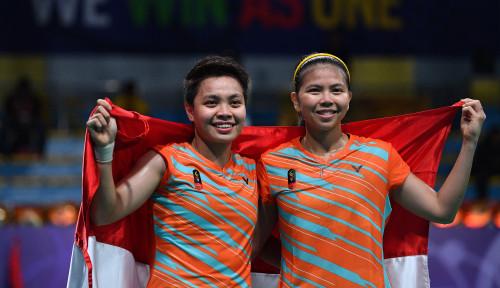Foto Cerita Kesuksesan Greysia/Apriyani Rebut Emas SEA Games 2019, Oh Mereka Sudah Pahami Ini