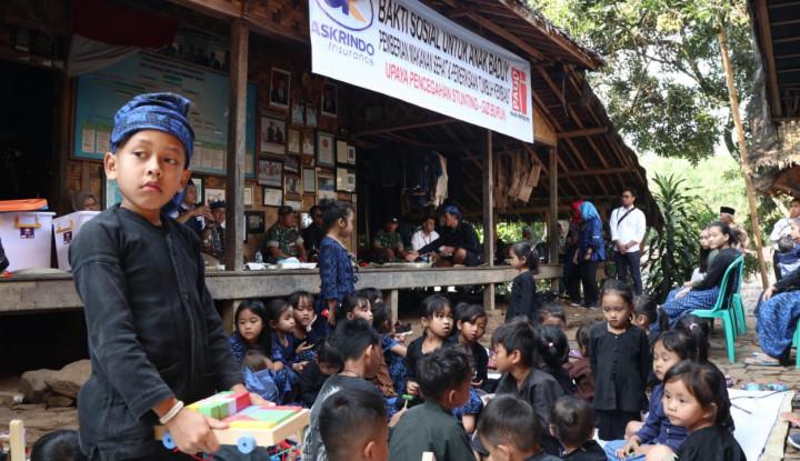 Peduli Banten, Askrindo Latih 260 Guru PAUD - Warta Ekonomi