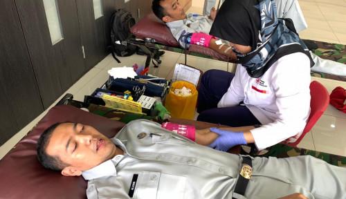 Jasa Raharja DKI Jakarta Gelar Kegiatan Donor Darah dan Salurkan Dana PKBL