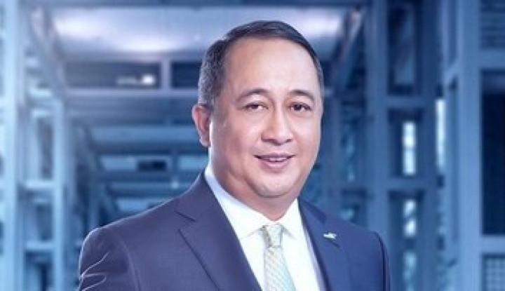 Foto Congrats, Royke Tumilaar! Cek Yuk Formasi Terbaru Pengurus Bank Mandiri