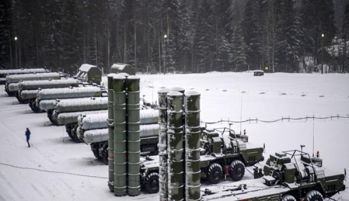 Hati-Hati, Rusia Naik Kelaskan Benteng Angkasa S-400 Miliknya