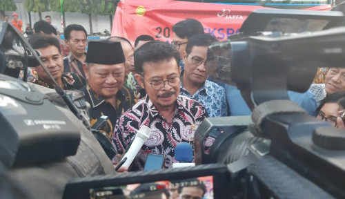 JPFA Lepas Ekspor ke Timor Leste, Mentan SYL Bertekad Ekspor Pertanian Indonesia Rebut Pasar Dunia