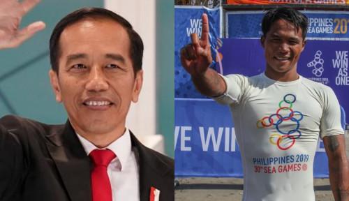 Foto Viral Atlet Selancar Filipina Selamatkan Nyawa Peselancar Indonesia Dapat Pujian dari Jokowi