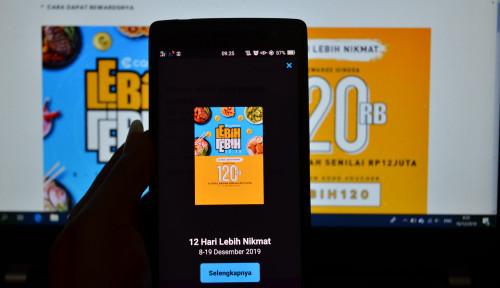 Foto Serba 12, Ini Dia Promo Cashbac 12.12 yang Siap Ramaikan Harbolnas