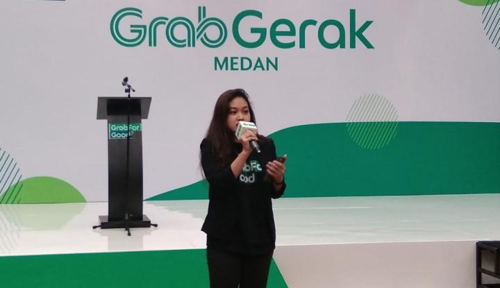 Mudahkan Akses Mobilitas Penyandang Disabilitas, Grab Luncurkan GrabGerak di Kota Medan - Warta Ekonomi