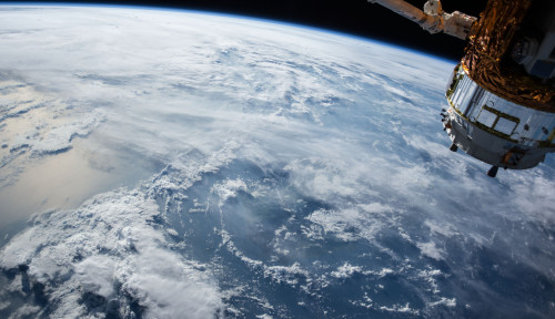 Foto Top! Peneliti Belanda Gunakan Artificial Intelligence buat Amati Luar Angkasa dan Asteroid