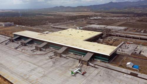 AP I Rencana Bangun Pasar Rakyat Sepanjang Underpass Bandara YIA
