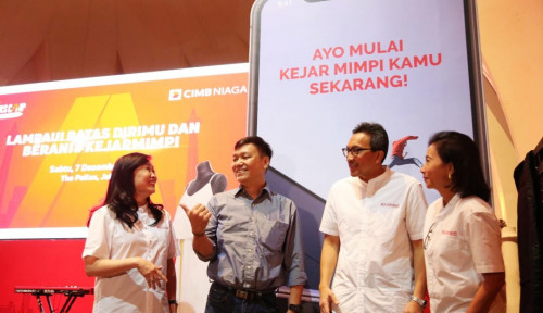 Foto CIMB Niaga Tingkatkan Literasi Keuangan Lewat Aplikasi