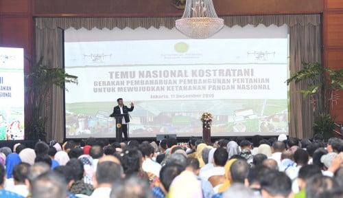 3 Jurus Kementan Tingkatkan Produksi dan Kesejahteraan Petani