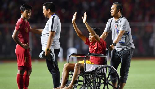 Usai Tiba di Jakarta, Evan Dimas Langsung Jalani Perawatan