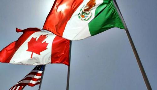 Foto Akhirnya, AS-Meksiko-Kanada Sepakati Perjanjian Dagang Baru